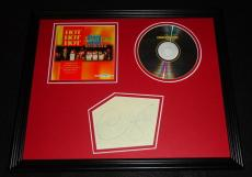 Xavier Cugat Signed Framed 11x14 Hot Hot Hot CD & Photo Display