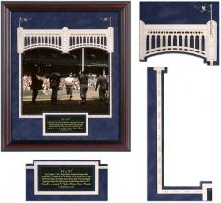 New York Yankees Yankee Stadium 61 In 1961 Classic Moment # 7 - Mounted Memories