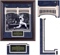 New York Yankees Yankee Stadium Mr. October Classic Moment # 8 - Mounted Memories
