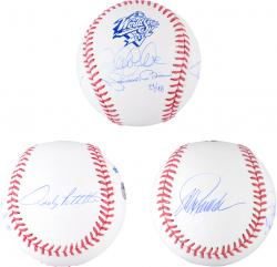 Derek Jeter, Mariano Rivera, Jorge Posada, & Andy Pettitte New York Yankees Autographed 1999 World Series Baseball