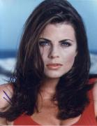 Yasmine Bleeth autographed 8x10 Photo (Actress, Baywatch)