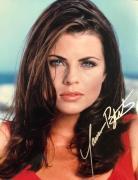 Yasmine Bleeth Signed 8x10 Celebrity Photo