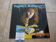 Yngwie J Malmsteen Autographed Signed Odyssey LP Beckett Certified