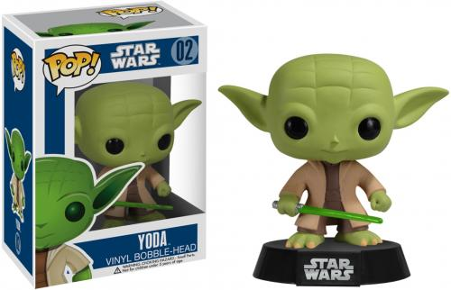Yoda Star Wars #02 Funko Pop!