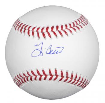 Yogi Berra Autographed Baseball - JSA Witness