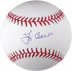 Rawlings Yogi Berra New York Yankees Autographed Baseball
