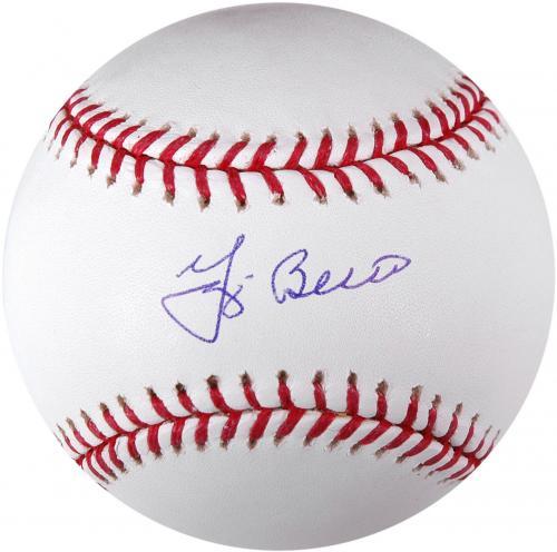 Rawlings Yogi Berra New York Yankees Autographed Baseball