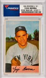 Yogi Berra New York Yankees 1954 Bowman #161 Card