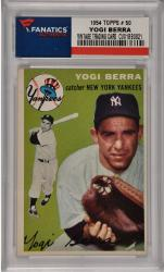 Yogi Berra New York Yankees 1954 Topps #50 Card