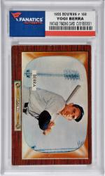 Yogi Berra New York Yankees 1955 Bowman #168 Card