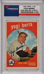 Yogi Berra New York Yankees 1959 Topps #180 Card