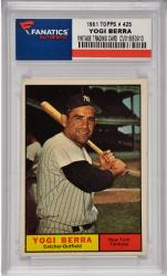 Yogi Berra New York Yankees 1961 Topps #425 Card 1