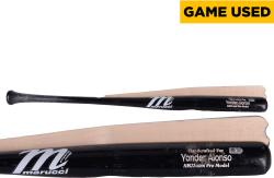 Yonder Alonso San Diego Padres 5/22/14 vs. Chicago Cubs Game-Used Broken Bat