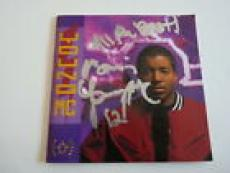 Young MC Brainstorm Signed Autographed CD Book PSA Beckett Guaranteed