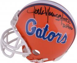 Autographed Jack Youngblood Florida Gators Autographed Riddell Mini Helmet