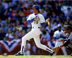 Robin Yount Milwaukee Brewers Autographed 16x20 Photo - HOF 99