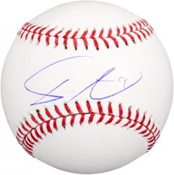 Yu Darvish Texas Rangers Autographed Official Major League Baseball