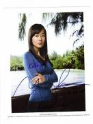 Yunjin Kim-signed photo-32