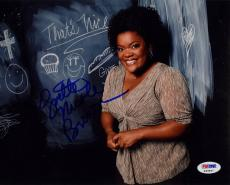 Yvette Nicole Brown SIGNED 8x10 Photo Shirley Community PSA/DNA AUTOGRAPHED