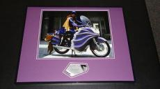 Yvonne Craig Signed Framed 16x20 Photo Display Batgirl Batman