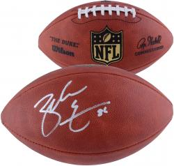 Zach Ertz Philadelphia Eagles Autographed Duke Pro Football