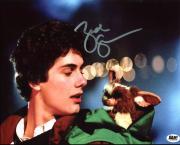 Zach Galligan Gremlins Signed 8X10 BAM BOX Photo Autographed