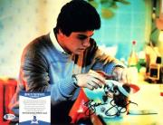 Zach Galligan Gremlins Signed Autographed 11x14 Photo BAS C10448