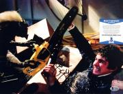 Zach Galligan Gremlins Signed Autographed 11x14 Photo BAS C10449