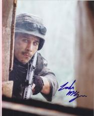 Zach McGowan Signed 8x10 Photo w/COA Shameless Terminator Salvation #1