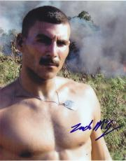 Zach McGowan Signed 8x10 Photo w/COA Shameless Terminator Salvation #3