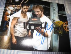 ZACH SNYDER SIGNED AUTOGRAPH 8x10 PHOTO MAN OF STEEL PROMO IN PERSON SUPERMAN H