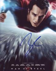 ZACH SNYDER signed *SUPERMAN* Man Of Steel DIRECTOR 8X10 photo W/COA #1