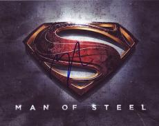 ZACH SNYDER signed *SUPERMAN* Man Of Steel DIRECTOR 8X10 photo W/COA #3