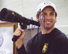 ZACH SNYDER signed *SUPERMAN* Man Of Steel DIRECTOR 8X10 photo W/COA #4