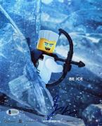 Zach Woods The Lego Ninjago Movie Signed 8x10 Photo BAS #E85685