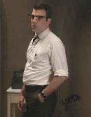 Zachary Quinto Signed 8x10 Photo American Horror Story Authentic Autograph Coa B