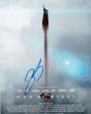 Zack Snyder Man Of Steel Signed 8x10 Photo Autograph Superman 300 Proof Coa B