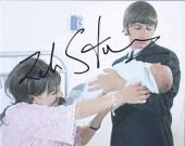 Zak Starkey Signed Autographed 8x10 Photo The Who Ringo Starr Son Oasis B