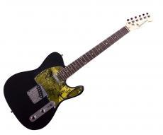 Zakk Wylde Black Label Society Autographed Signed Tele Guitar AFTAL UACC RD COA