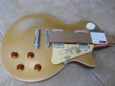 Zakk Wylde Ozzy BLS Signed Autographed Electric Guitar PSA Certified