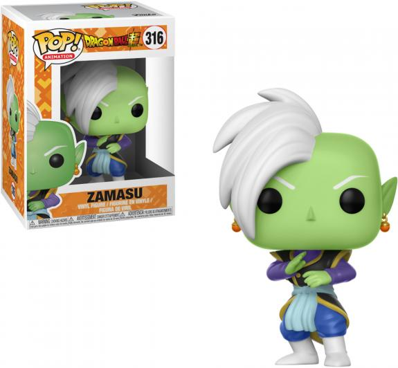Zamasu Dragon Ball #316 Funko Pop!