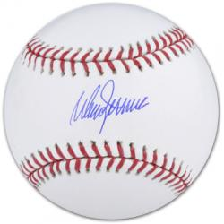 Don Zimmer Autographed Baseball