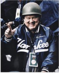 "Don Zimmer New York Yankees Autographed 16"" x 20"" Photograph - Mounted Memories"