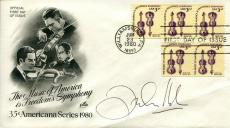 Zubin Mehta Classical Music Conductor Signed Autograph FDC